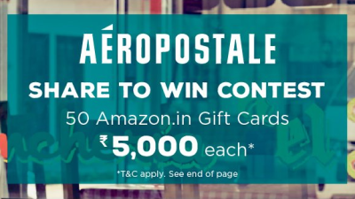 free rs.5000 amazon gift card