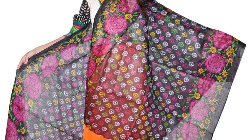 Nakoda Women's Cotton Dupatta