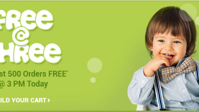 free order on firstcry