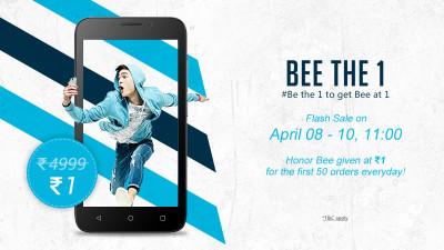 honor bee smartphone