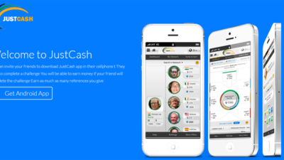 justcash app
