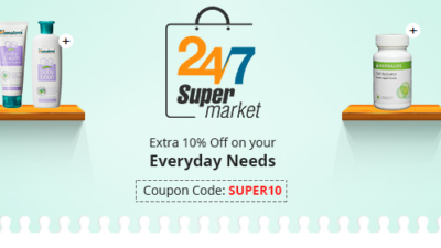 shopclues supermarket