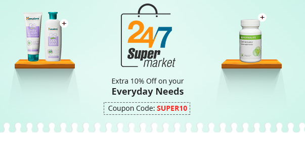 shopclues supermarket