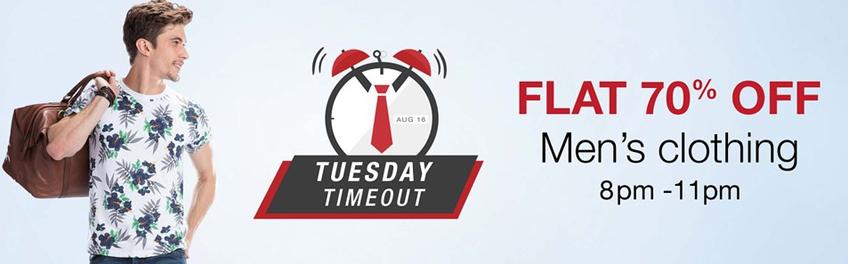 amazon tuesday timeout sale