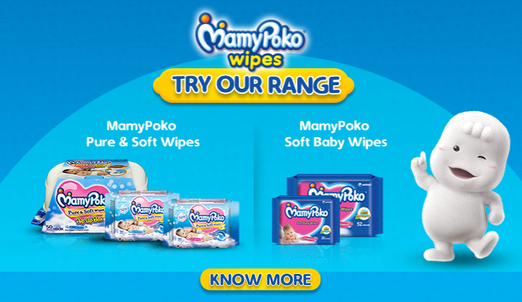 Free Sample Of 5 Pieces Mamy Poko Pants