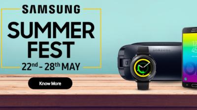 Samsung Summer Fest