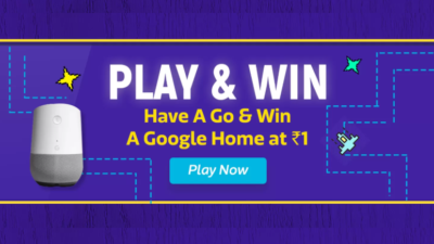 Win Google Home
