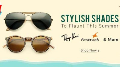 Sunglasses at Upto 80% off