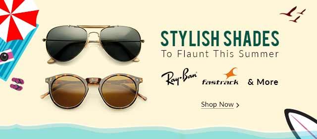 Sunglasses at Upto 80% off