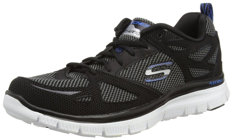 5e0dc8b719 Skechers Men's Flex Advantage Shoes at Rs.2399 only (MRP - Rs.4799) -  Hungama Deal