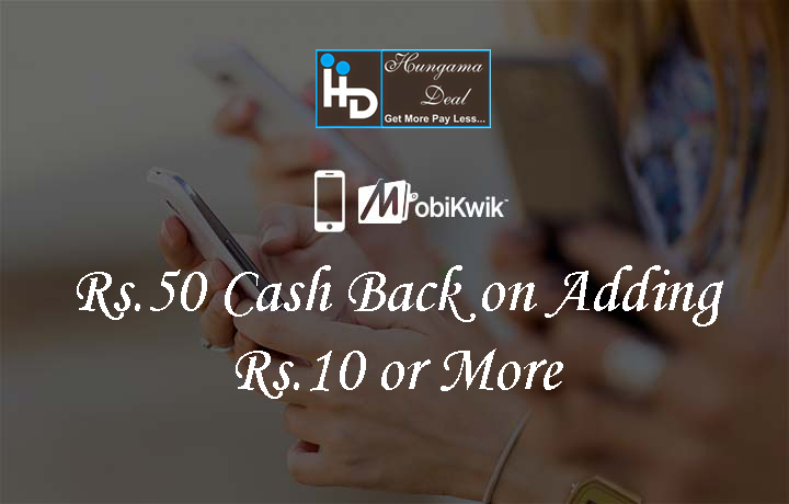 mobikwik new user