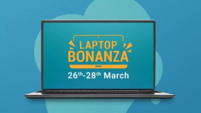 flipkart laptop bonanza sale