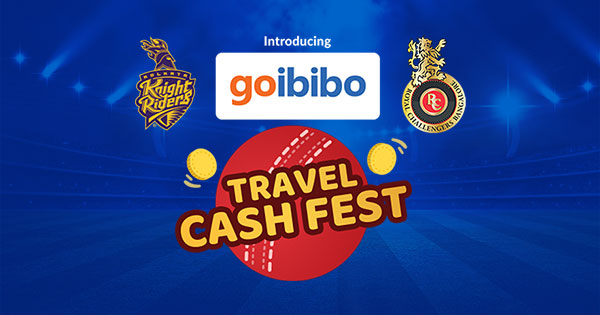 goibibo ipl travel cash fest