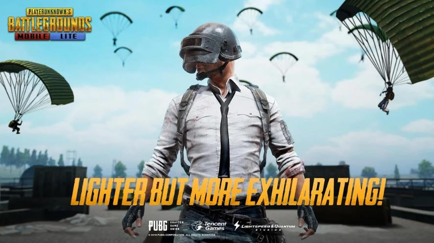 PUBG Mobile Lite App is Now Available
